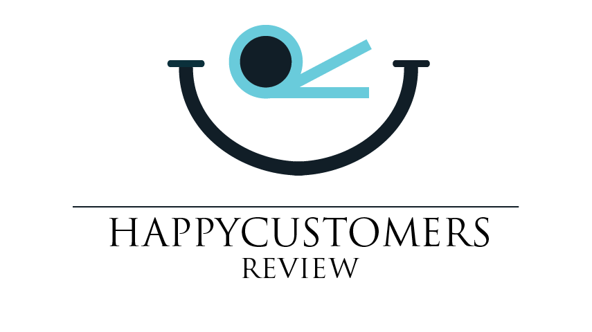 Happy Customers Review Logo