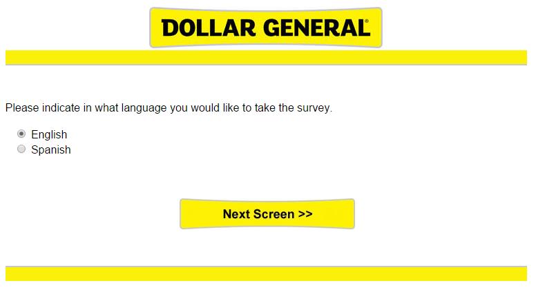 DollarGeneralSurvey