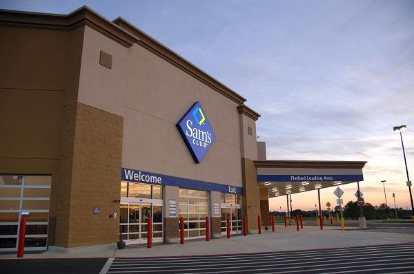 a sam's club location