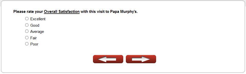 Papasurvey can be accessed www.papasurvey.com