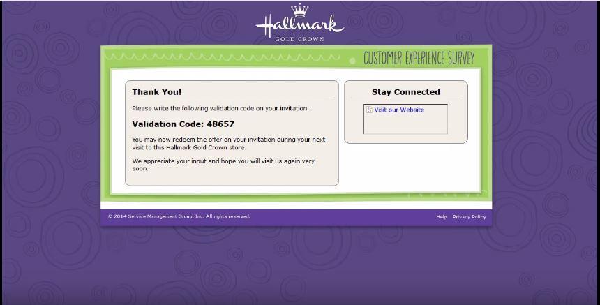 hallmarkfeedback www.hallmark.com hallmark gold crown stores