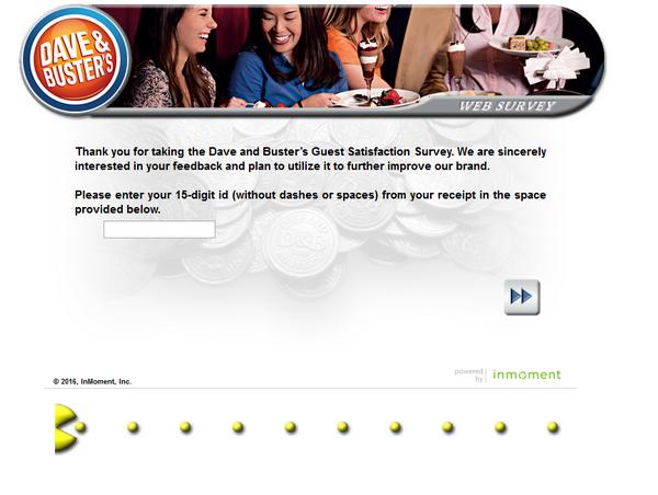 Dandb client survey screenshot