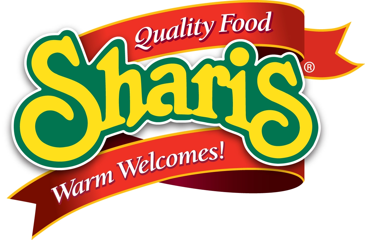 sharis welcome logo