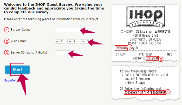 Tellihop Survey Guide