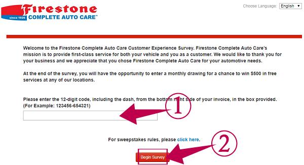 Firestone Survey Guide