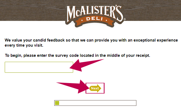 McAlister's Survey Guide Step 2
