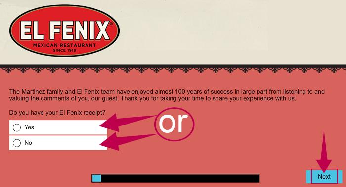 El Fenix Survey Guide Step 1