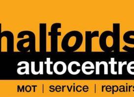 Halfords Autocentre survey