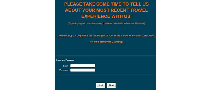 Greyhound Survey Login